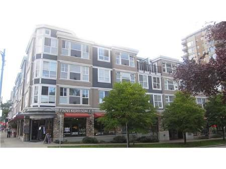 Main Photo: 204-2102 W. 38th Ave.: Condo for sale (Kerrisdale)  : MLS®# v907434