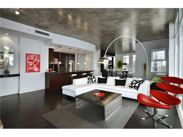 Main Photo: # 1802 1280 RICHARDS ST in Vancouver: Yaletown Condo for sale (Vancouver West)  : MLS®# V1014823