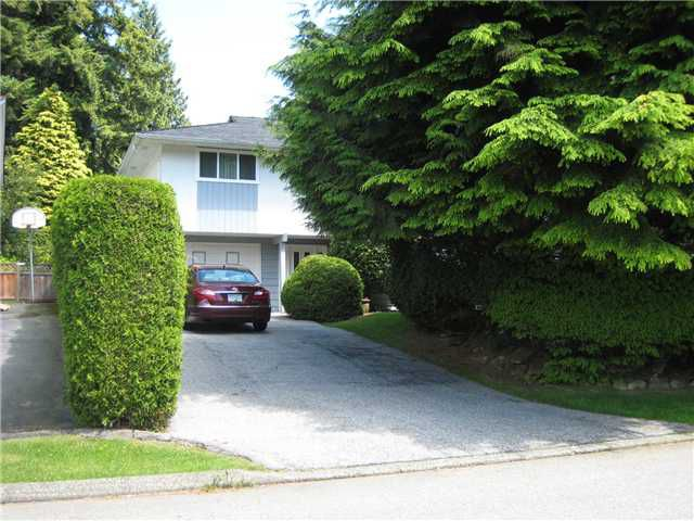 Main Photo: 3058 DRYDEN WY in North Vancouver: Lynn Valley House for sale : MLS®# V1015482