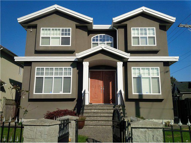 Main Photo: 1591 E 59TH Avenue in Vancouver: Fraserview VE House for sale (Vancouver East)  : MLS®# V1031963
