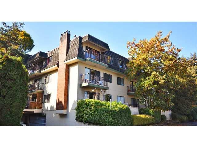 "Main Photo: 307 466 E EIGHTH Avenue in New Westminster: Sapperton Condo for sale in ""PARK VILLA"" : MLS®# V1032971"
