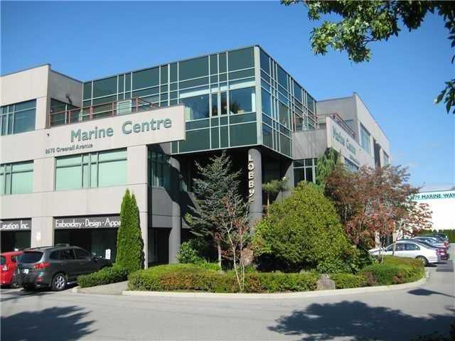 Main Photo: 224 8678 GREENALL Village in BURNABY: Big Bend Commercial for lease (Burnaby South)  : MLS®# V4039233