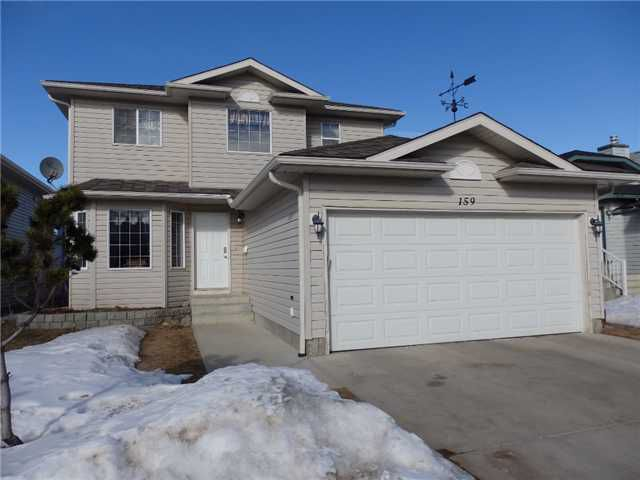 Main Photo: 159 FAIRWAYS Close NW: Airdrie Residential Detached Single Family for sale : MLS®# C3602387