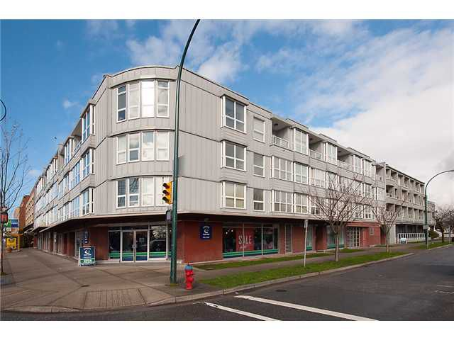 "Main Photo: 211 2891 E HASTINGS Street in Vancouver: Hastings East Condo for sale in ""Park Renfrew"" (Vancouver East)  : MLS®# V1053310"