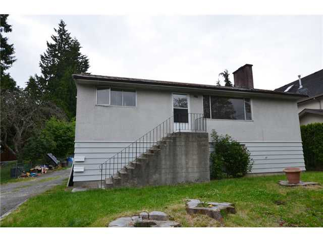 Main Photo: 713 DOGWOOD Street in Coquitlam: Coquitlam West House for sale : MLS®# V1097681