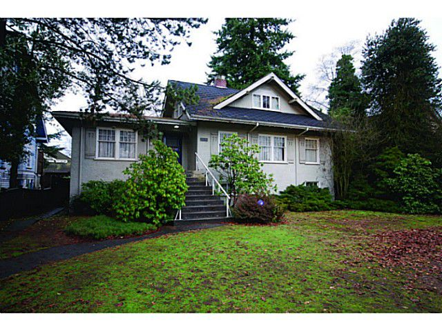 Main Photo: 2599 W 37TH Avenue in Vancouver: MacKenzie Heights House for sale (Vancouver West)  : MLS®# V1099306