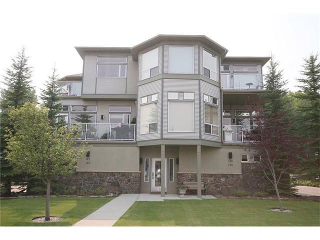 Main Photo: 147 CRAWFORD Drive: Cochrane Condo for sale : MLS®# C4028154