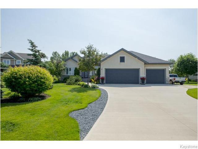 Main Photo: 2 BUKSAK Cove in Winnipeg: Birdshill Area Residential for sale (North East Winnipeg)  : MLS®# 1607532