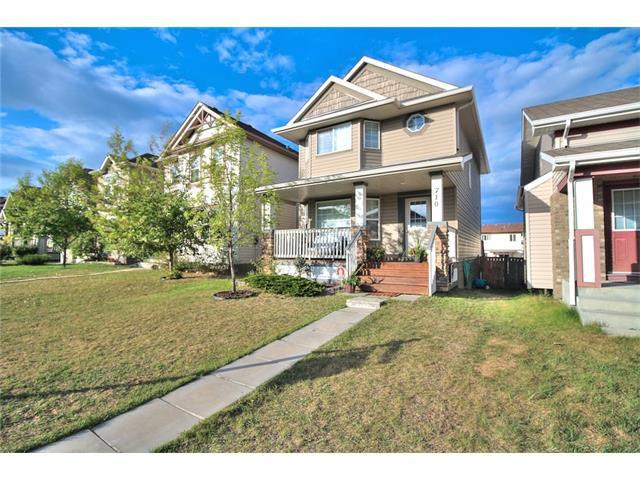 Main Photo: 710 EVERRIDGE Drive SW in Calgary: Evergreen House for sale : MLS®# C4065103