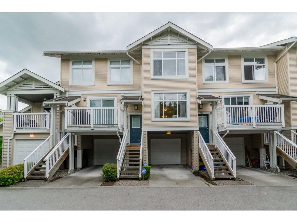 """Main Photo: 122 20033 70TH Avenue in Langley: Willoughby Heights Townhouse for sale in """"DENIM II"""" : MLS®# R2091827"""