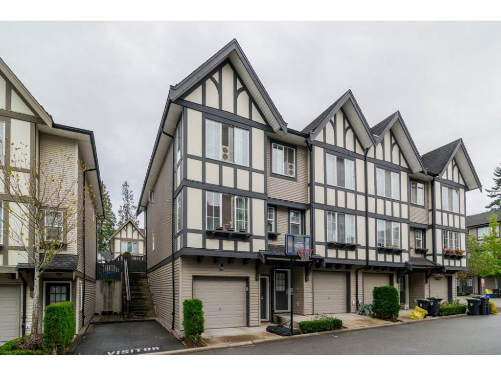 """Main Photo: 36 20875 80 Avenue in Langley: Willoughby Heights Townhouse for sale in """"PEPPERWOOD"""" : MLS®# R2106708"""