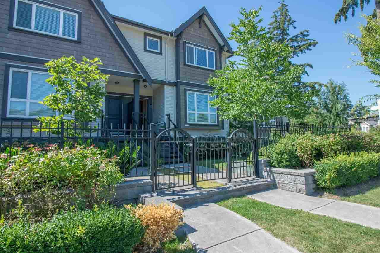 Main Photo: 11 9077 150 STREET in : Bear Creek Green Timbers Townhouse for sale : MLS®# R2093261