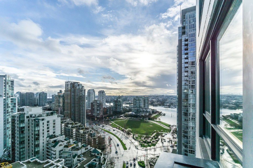 Main Photo: 2607 1438 RICHARDS STREET in : Yaletown Condo for sale : MLS®# R2046012