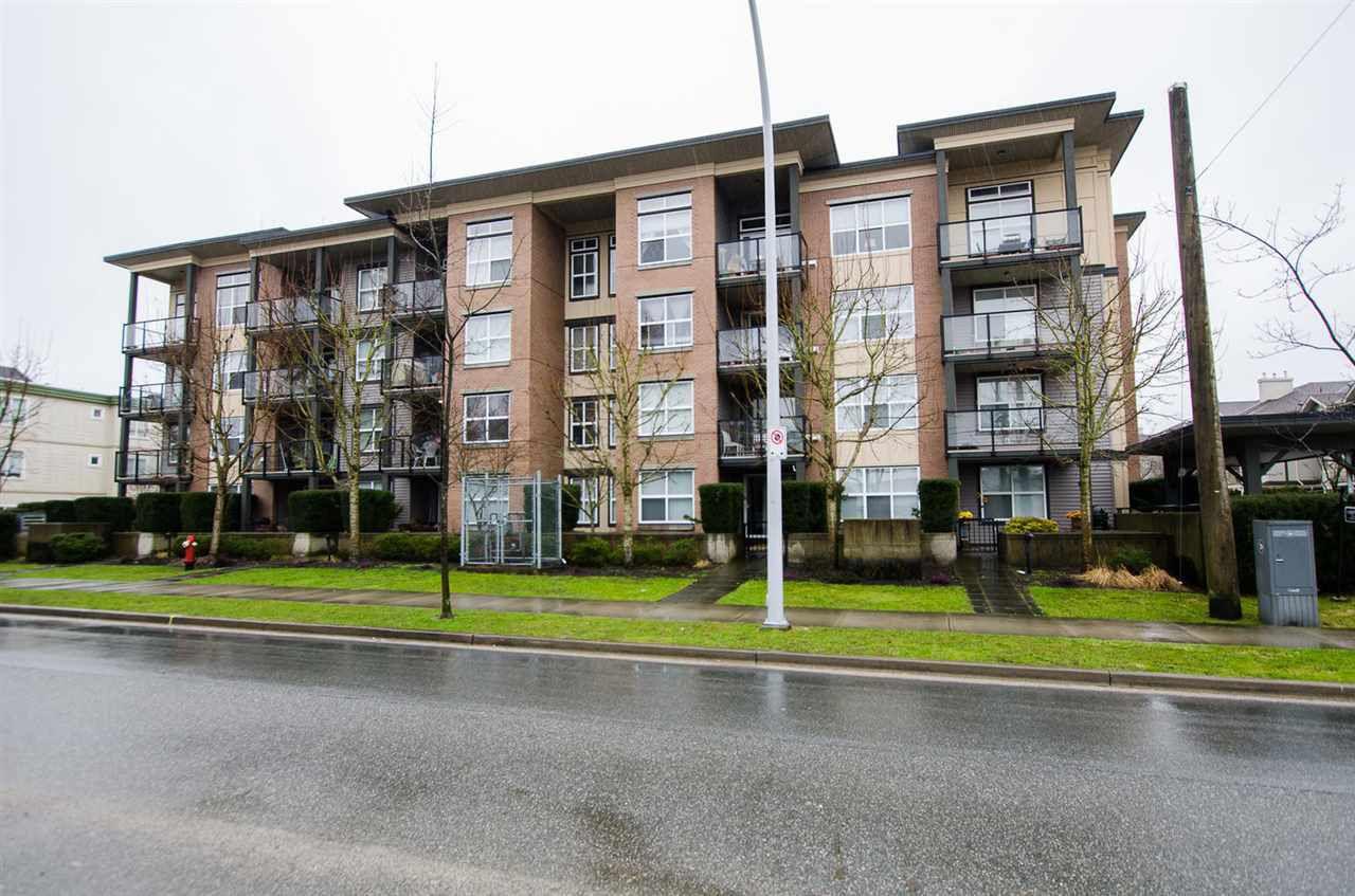 "Main Photo: 207 10707 139 Street in Surrey: Whalley Condo for sale in ""AURA 2"" (North Surrey)  : MLS®# R2143798"