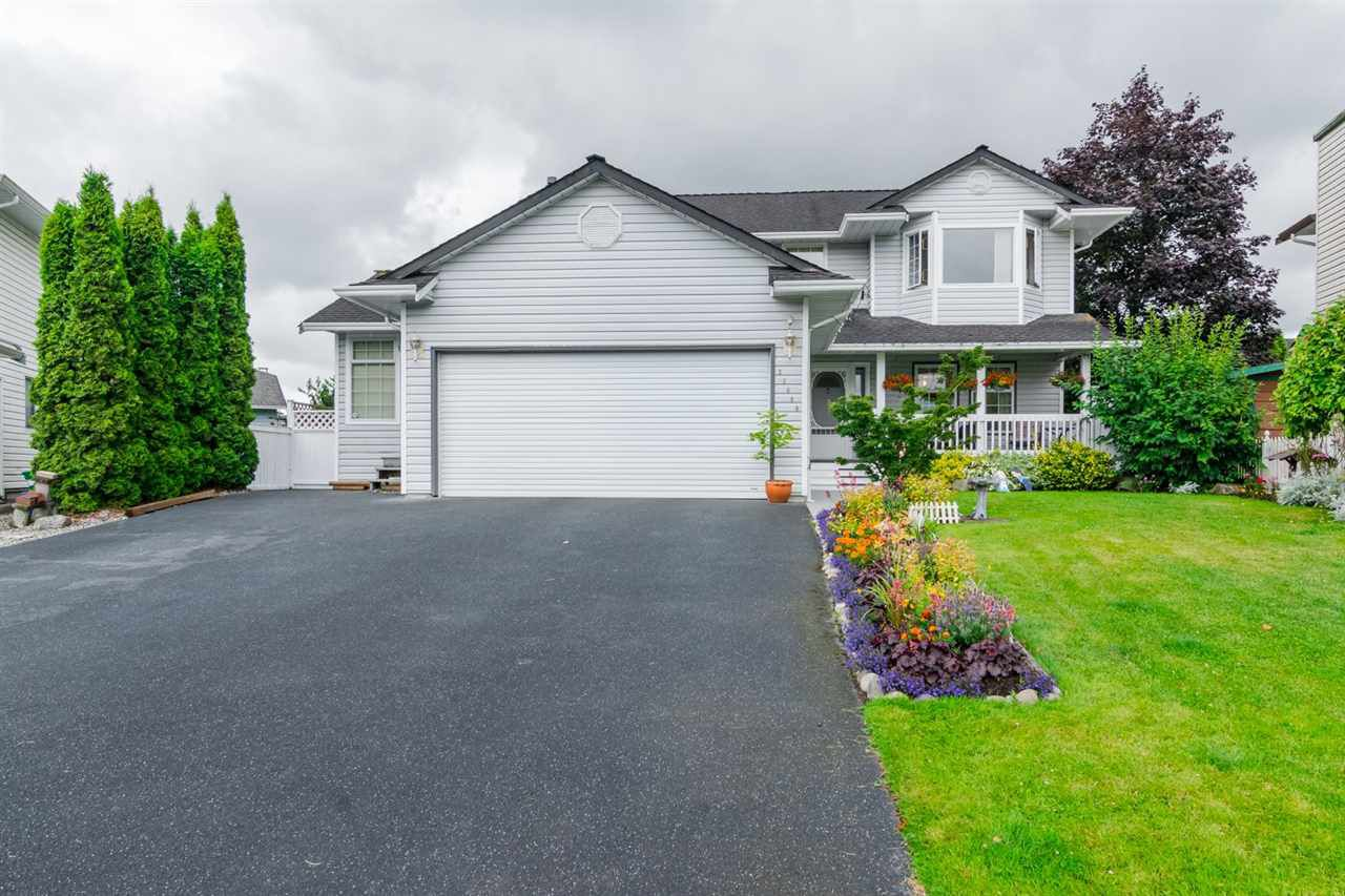 Main Photo: 23060 121A Avenue in Maple Ridge: East Central House for sale : MLS®# R2087504