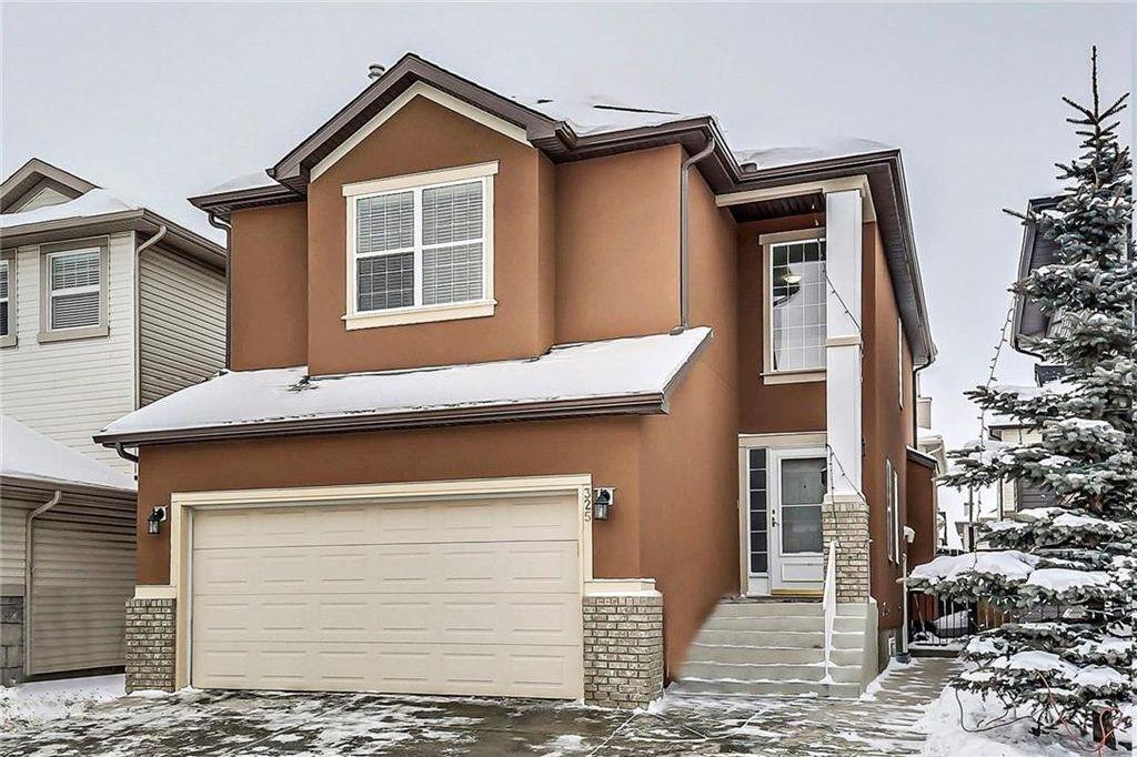 Main Photo: 325 Saddlecrest Way NE in Calgary: Saddle Ridge House  : MLS®# C4149874