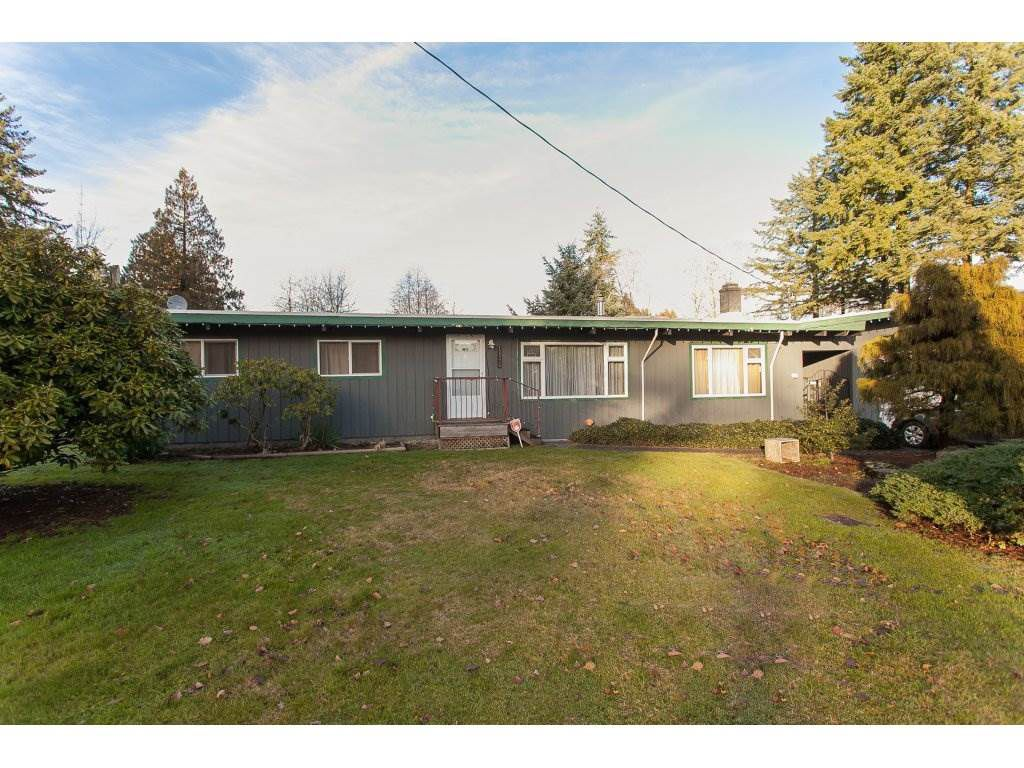 "Main Photo: 17775 97 Avenue in Surrey: Port Kells House for sale in ""Anniedale-Tynehead"" (North Surrey)  : MLS®# R2231827"