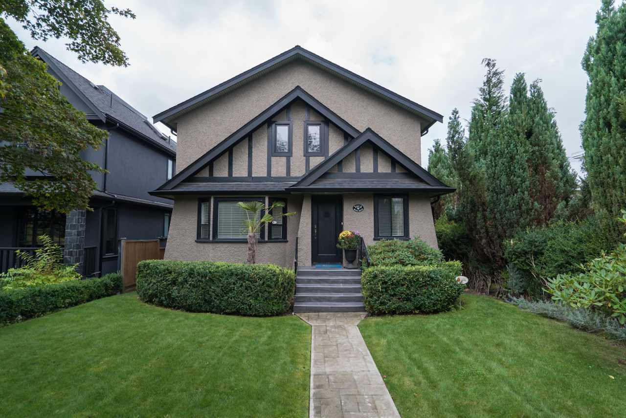 Main Photo: 7415 WEST Boulevard in Vancouver: S.W. Marine House for sale (Vancouver West)  : MLS®# R2244387