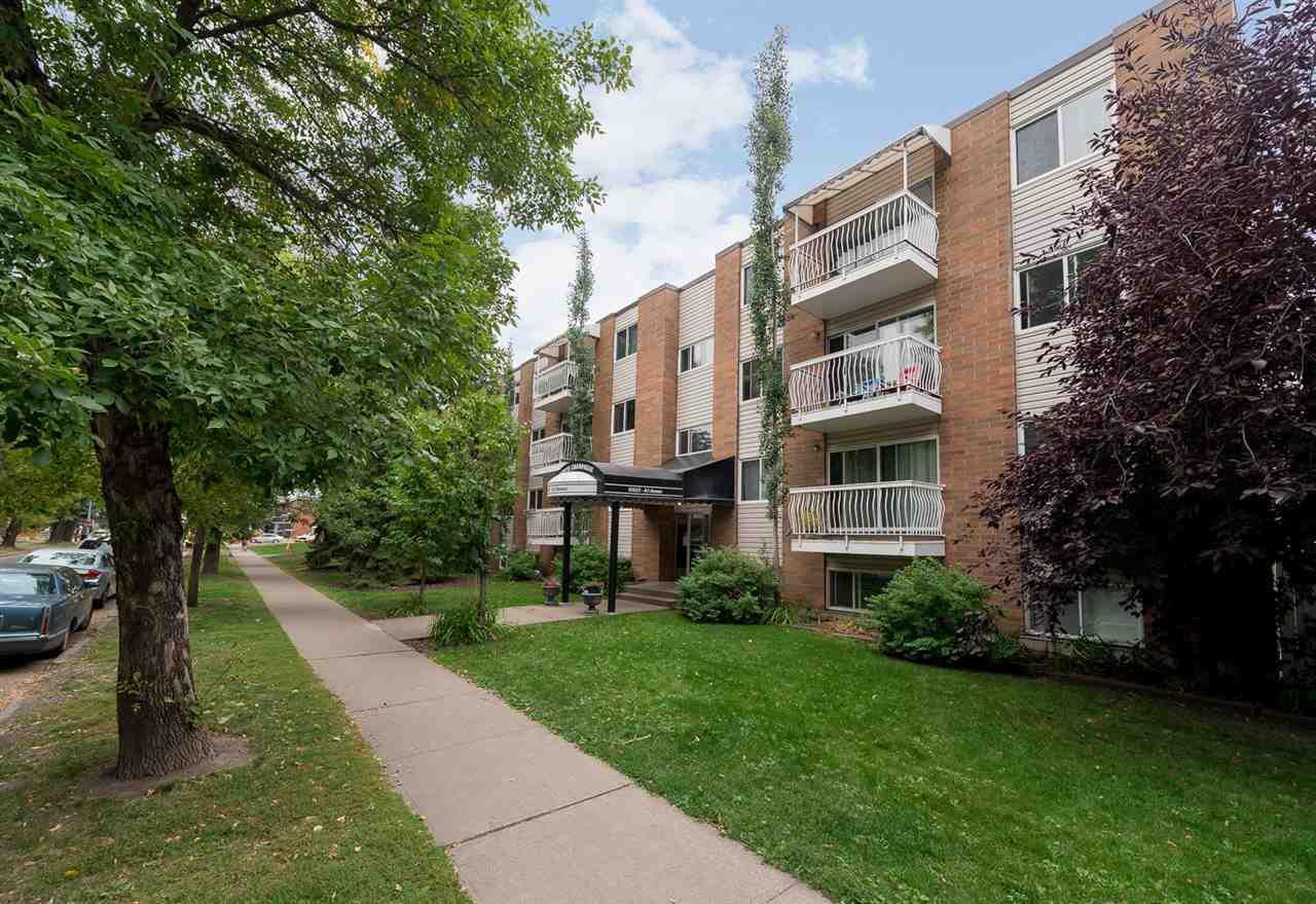Main Photo: 205 10625 83 Avenue NW in Edmonton: Zone 15 Condo for sale : MLS®# E4133107