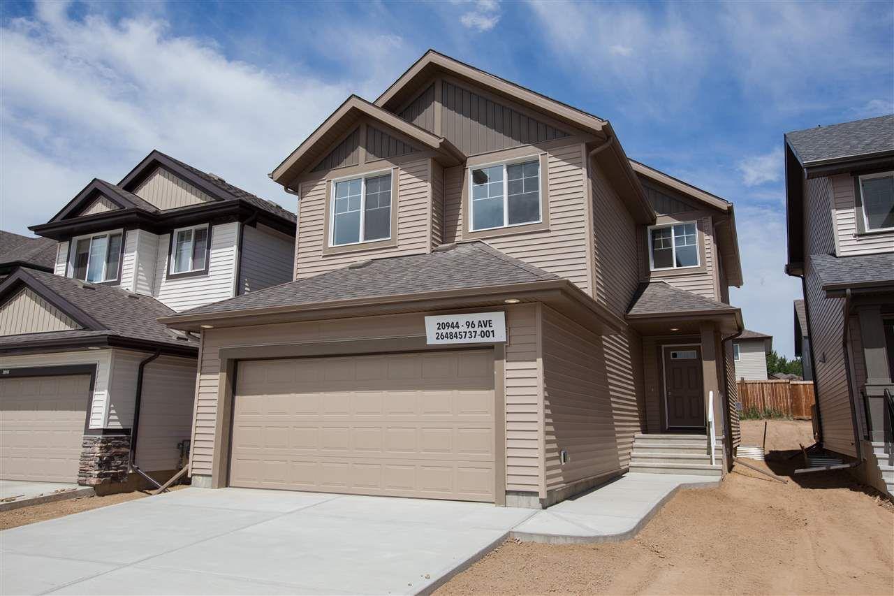 Main Photo: 20944 96 Avenue in Edmonton: Zone 58 House for sale : MLS®# E4143344