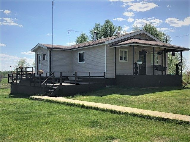 Main Photo: 0 26529 TWP ROAD 634: Rural Westlock County House for sale : MLS®# E4149037