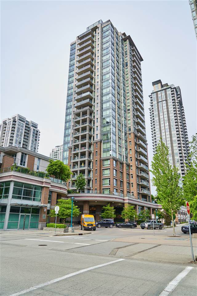 """Main Photo: 909 1155 THE HIGH Street in Coquitlam: North Coquitlam Condo for sale in """"M ONE"""" : MLS®# R2362206"""