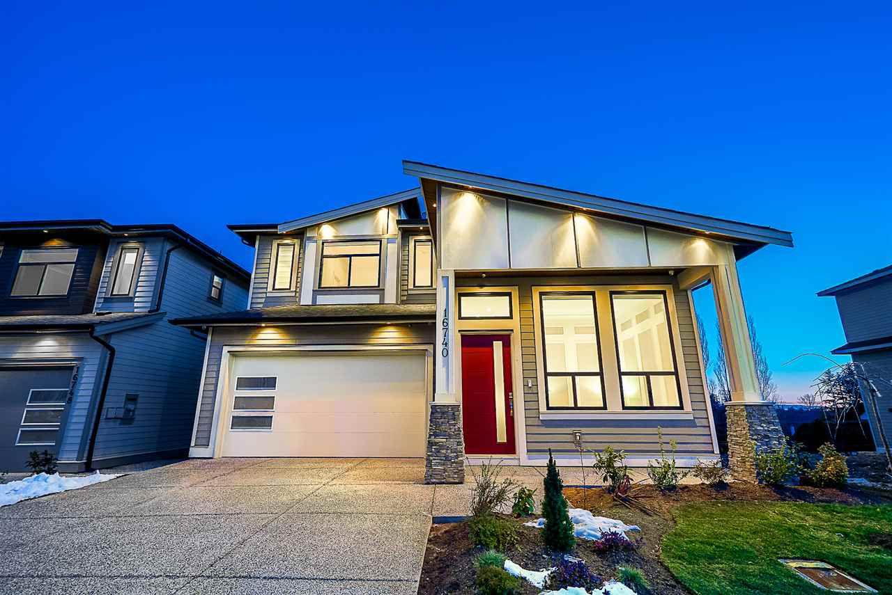 Main Photo: 16740 16A Avenue in Surrey: Pacific Douglas House for sale (South Surrey White Rock)  : MLS®# R2379859