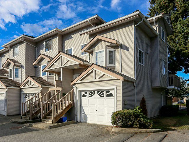 """Main Photo: 5 12188 HARRIS Road in Pitt Meadows: Central Meadows Townhouse for sale in """"WATERFORD PLACE"""" : MLS®# V1029394"""