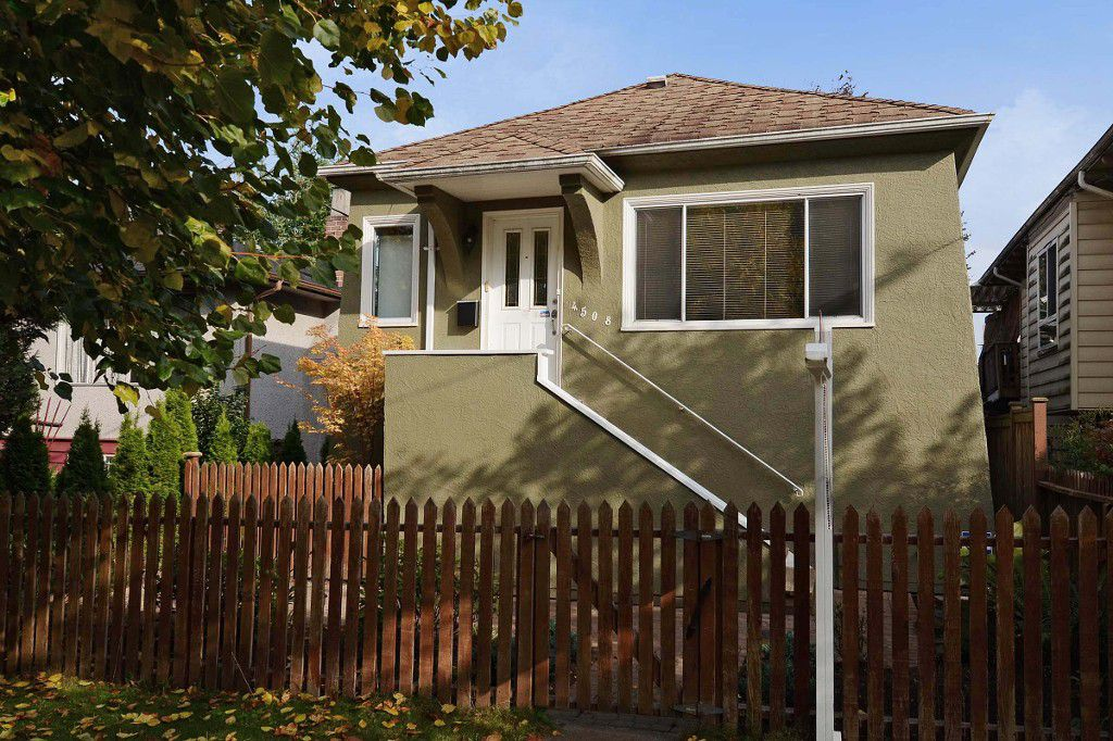 "Main Photo: 4508 WINDSOR Street in Vancouver: Fraser VE House for sale in ""FRASER"" (Vancouver East)  : MLS®# V1032120"