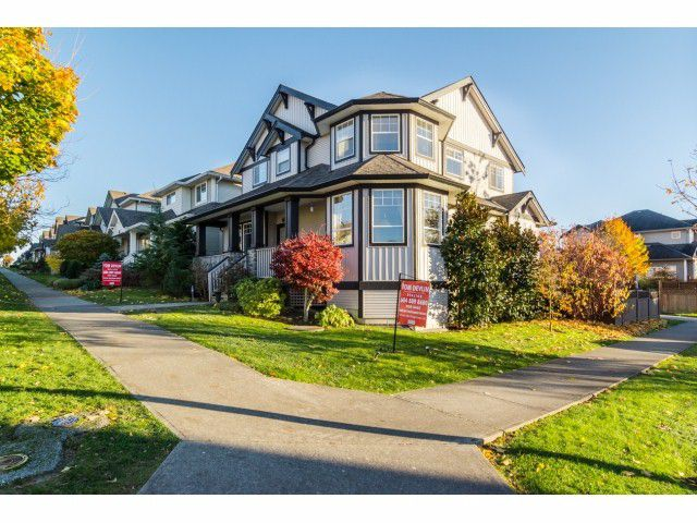 "Main Photo: 18908 70 Avenue in Surrey: Clayton House for sale in ""CLAYTON VILLAGE"" (Cloverdale)  : MLS®# F1426764"