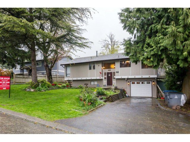 "Main Photo: 18110 58A Avenue in Surrey: Cloverdale BC House for sale in ""CLOVERDALE"" (Cloverdale)  : MLS®# F1437527"
