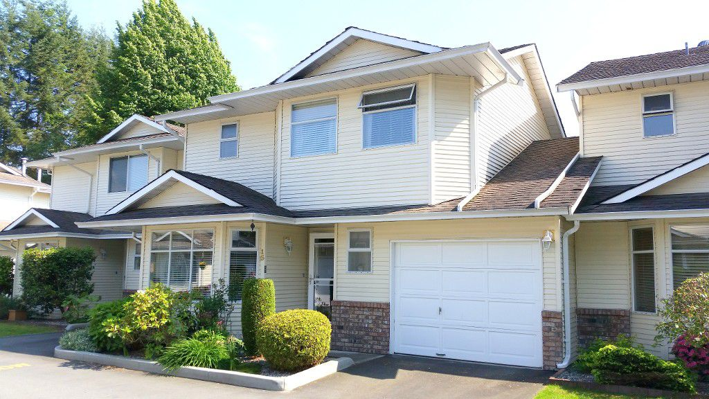 """Main Photo: 15 11934 LAITY Street in Maple Ridge: West Central Townhouse for sale in """"LAITY SQUARE"""" : MLS®# V1123906"""