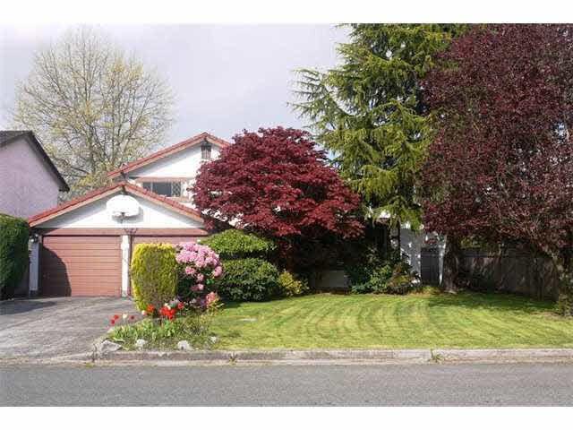 Main Photo: 8751 CARMICHAEL Street in Richmond: Broadmoor House for sale : MLS®# R2031087