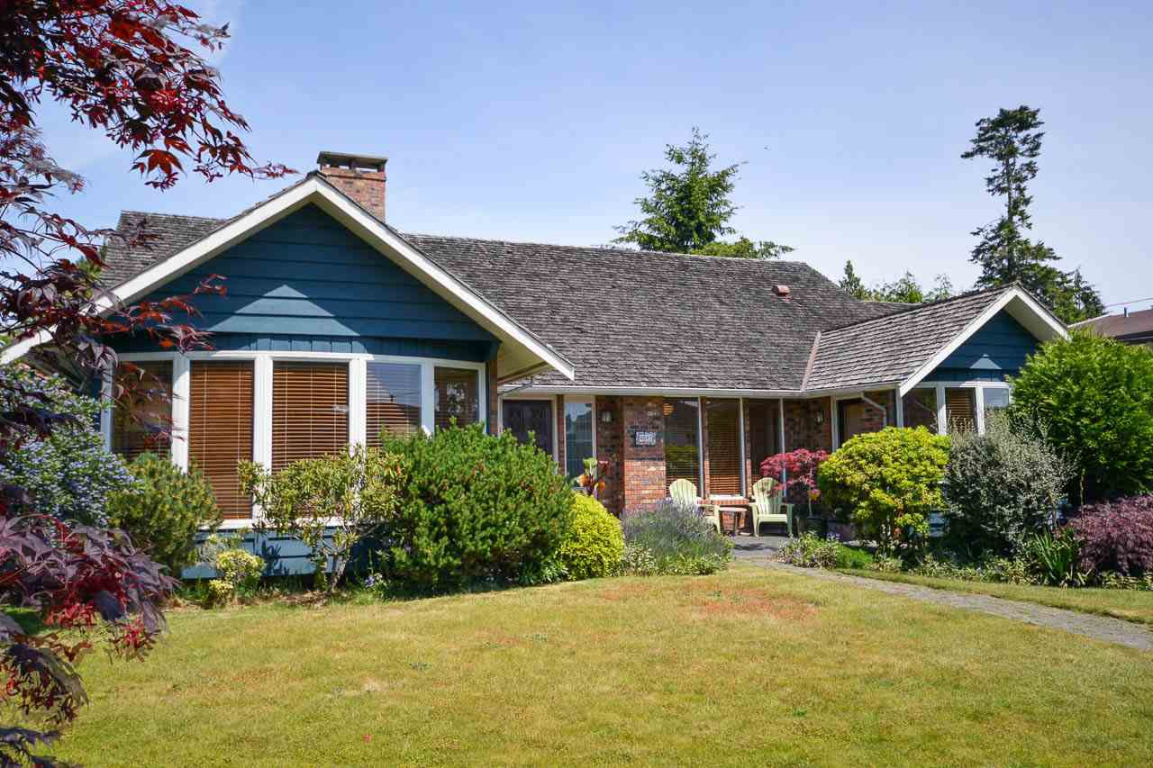 Main Photo: 4847 12A Avenue in Delta: Cliff Drive House for sale (Tsawwassen)  : MLS®# R2075899