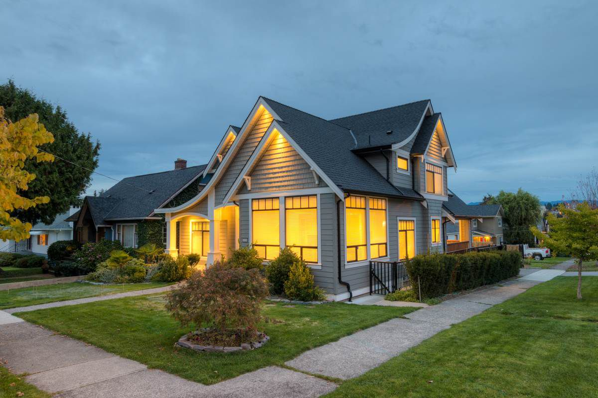 Main Photo: 833 FOURTH Street in New Westminster: GlenBrooke North House for sale : MLS®# R2120896