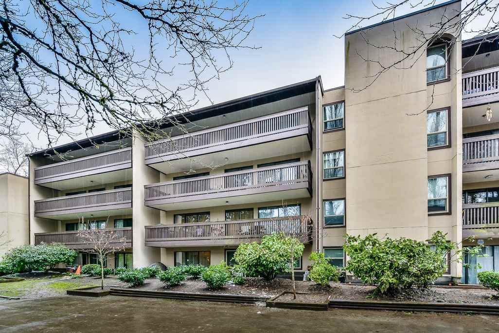 """Main Photo: 404 9867 MANCHESTER Drive in Burnaby: Cariboo Condo for sale in """"BARCLAY WOODS"""" (Burnaby North)  : MLS®# R2144462"""