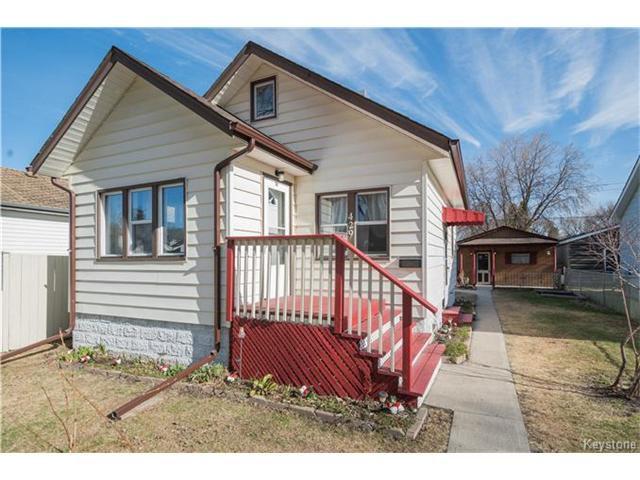 Main Photo: 429 Whittier Avenue East in Winnipeg: East Transcona Residential for sale (3M)  : MLS®# 1704905