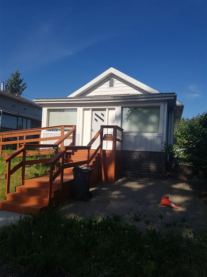 Main Photo: 1477 HEMLOCK Street in Prince George: Millar Addition House for sale (PG City Central (Zone 72))  : MLS®# R2174761