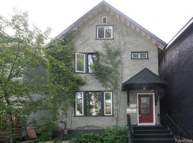 Main Photo: 77 Chestnut Street in Winnipeg: Wolseley Residential for sale (5B)  : MLS®# 1715470