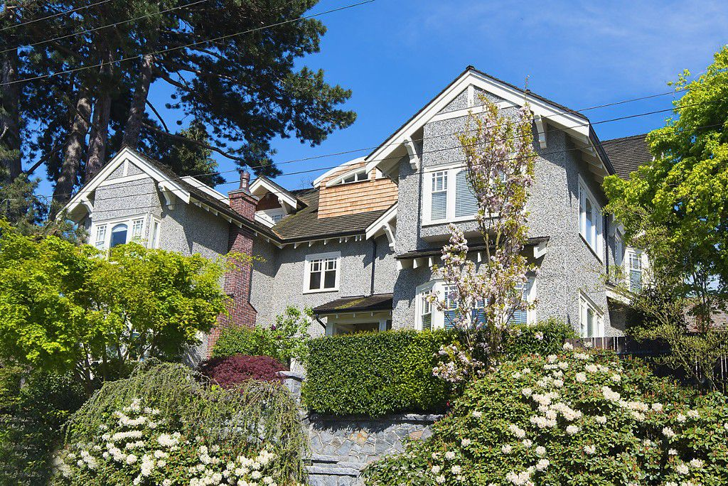 Main Photo: 1720 TRAFALGAR Street in Vancouver: Kitsilano House 1/2 Duplex for sale (Vancouver West)  : MLS®# R2178685