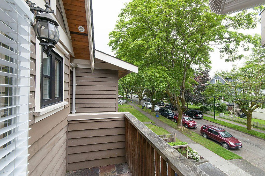 Photo 22: Photos: 2349 W 8TH Avenue in Vancouver: Kitsilano House 1/2 Duplex for sale (Vancouver West)  : MLS®# R2180429