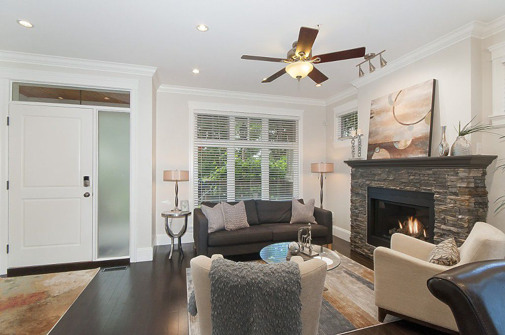Photo 5: Photos: 2349 W 8TH Avenue in Vancouver: Kitsilano House 1/2 Duplex for sale (Vancouver West)  : MLS®# R2180429