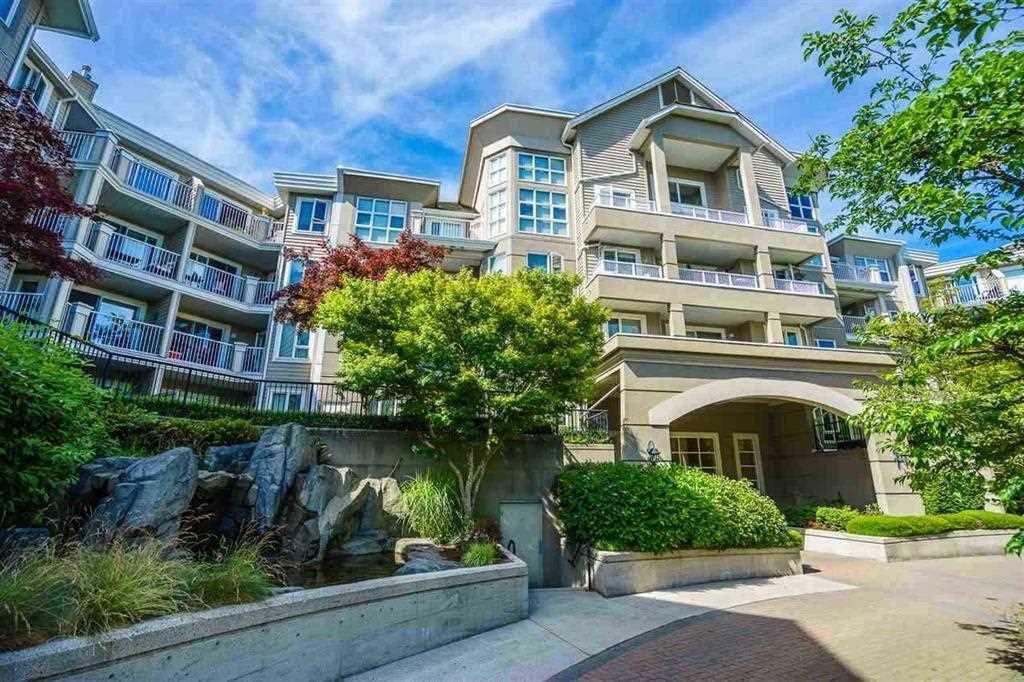 """Main Photo: 416 5888 DOVER Crescent in Richmond: Riverdale RI Condo for sale in """"PELICAN POINTE"""" : MLS®# R2184959"""