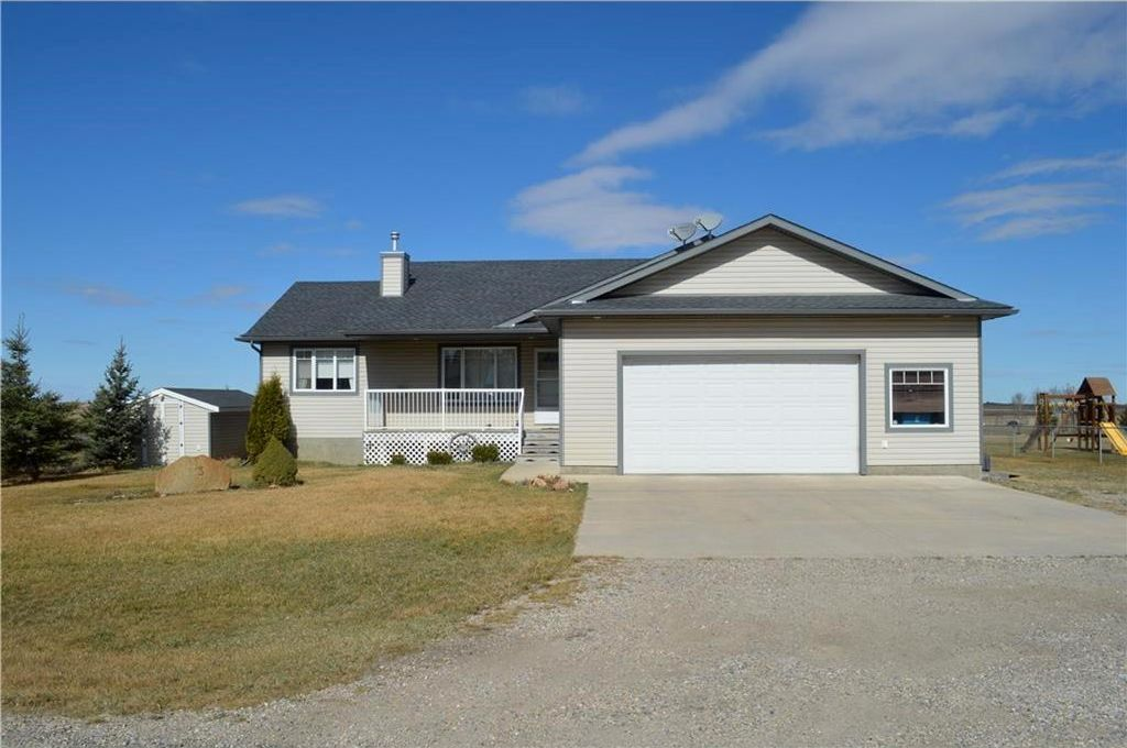 Main Photo: 113 Railway Ave: Rural Wheatland County House for sale : MLS®# C4126340