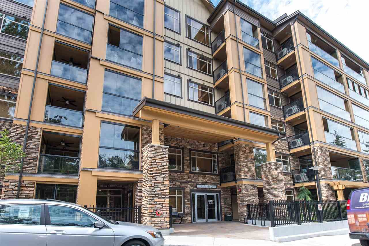 "Main Photo: 422 8157 207 Street in Langley: Willoughby Heights Condo for sale in ""Yorkson"" : MLS®# R2187129"