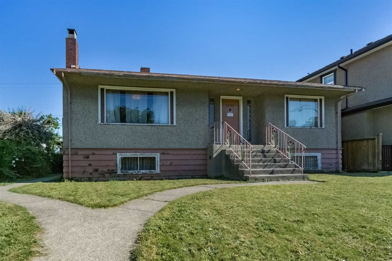 "Main Photo: 4165 PANDORA Street in Burnaby: Vancouver Heights House for sale in ""THE HEIGHTS"" (Burnaby North)  : MLS®# R2212779"