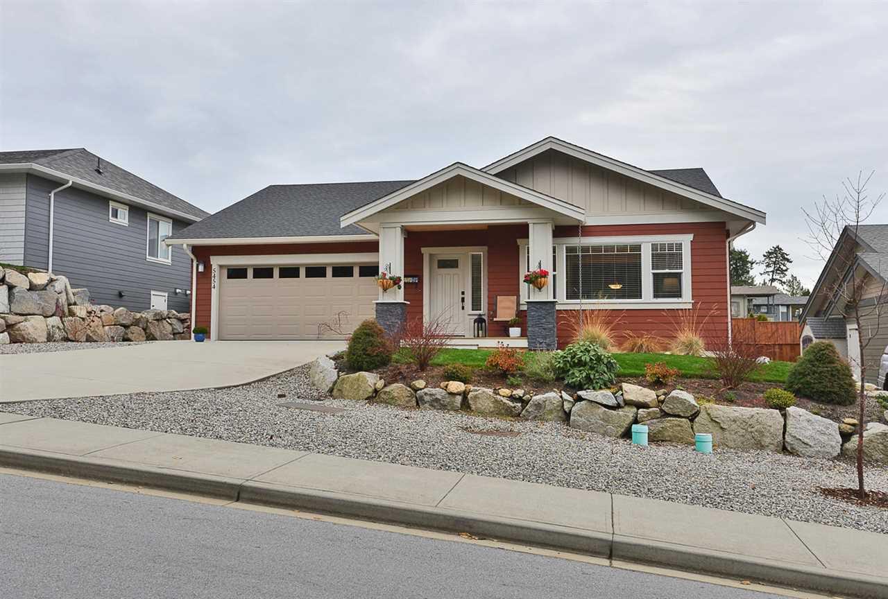 "Photo 1: Photos: 5454 MCCOURT Road in Sechelt: Sechelt District House for sale in ""Orca Vista"" (Sunshine Coast)  : MLS®# R2225248"