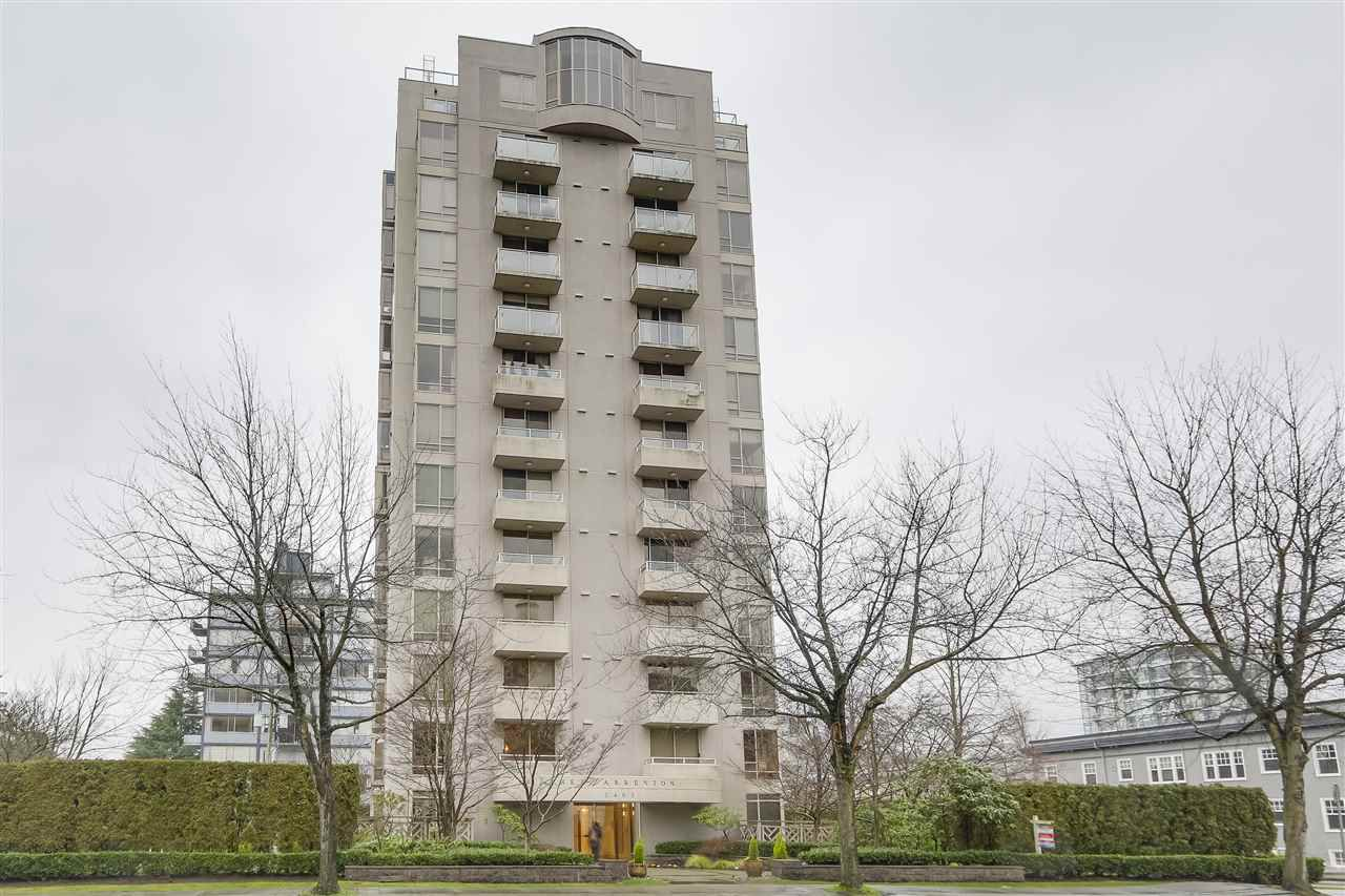 """Main Photo: 401 1405 W 12TH Avenue in Vancouver: Fairview VW Condo for sale in """"The Warrenton"""" (Vancouver West)  : MLS®# R2236549"""