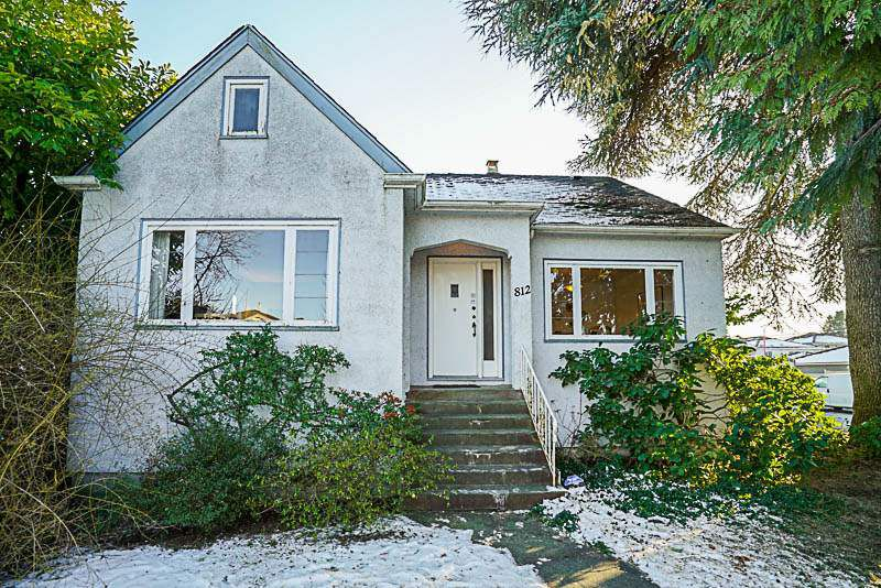 Main Photo: 812 E 51ST Avenue in Vancouver: South Vancouver House for sale (Vancouver East)  : MLS®# R2244958