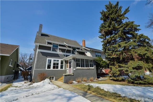 Main Photo: 179 Ash Street in Winnipeg: Residential for sale (1C)  : MLS®# 1808053